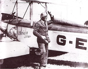 Bert Hinkler and his Avro Avian