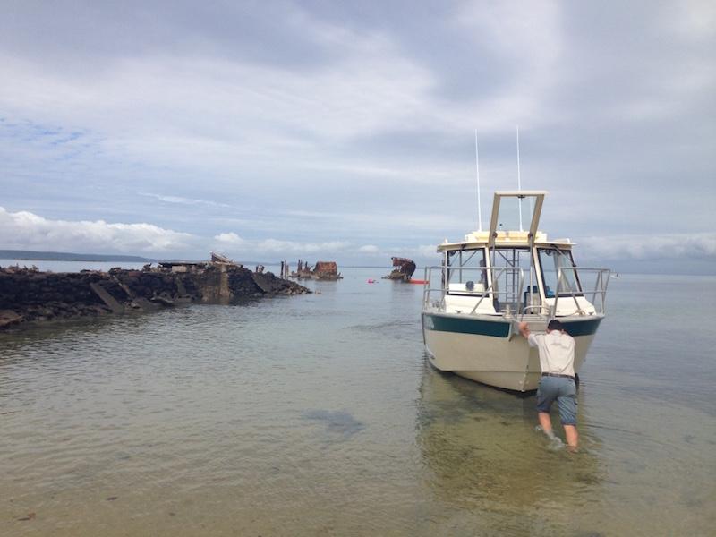 Peel Island Postscript