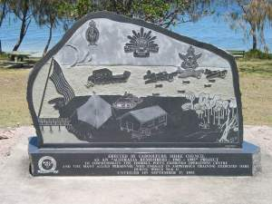Pebble Beach Memorial, Toorbul Point