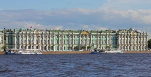 Winter Palace - just a part of The Hermitage Museum