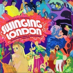Swinging London in the 1960s