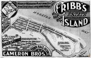 Cribb Island sales (Cameron Brothers)