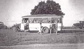 Crib Island bus