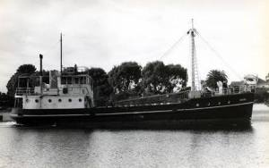 Mystery ship of Moreton Bay. Was she the MV Davara?