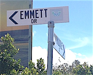 Emmett Drive at Toondah Harbour, Cleveland
