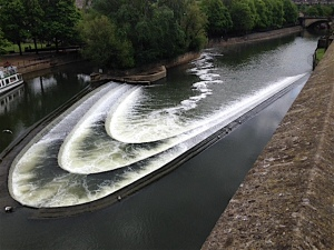 Bath - Poultney Weir