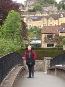 Bradford on Avon - footbridge