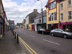Kanturk - off the beaten tourist track, but a nice base for our explorations