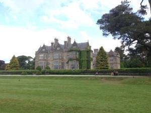 Muckross House at Killarney