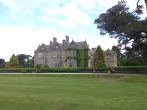 Muckross House at Killarney