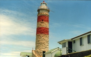 Cape Moreton Lighthouse (photo courtesy Kevin Mohr)