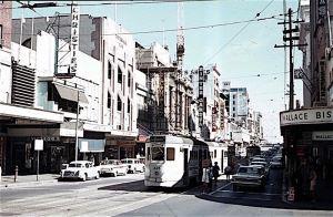 Queen Street, Brisbane 1950s