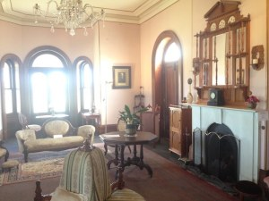 Glengellan Homestead - restored sitting room