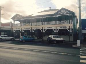 Omar's Hotel, Stanthorpe