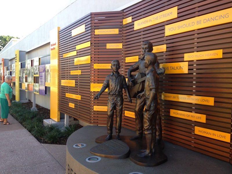 Reminders of Peoples Past – 11 – Bee Gees StreetMemorial