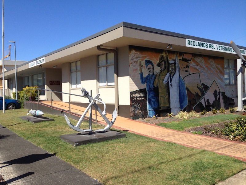 Stories from Cleveland (New exhibits at the Redlands RSL Library andMuseum)