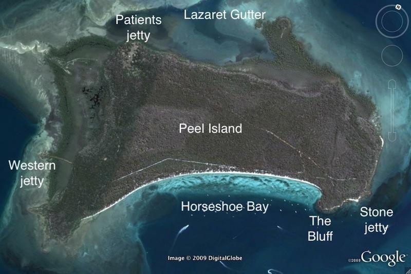 Accessing Peel Island