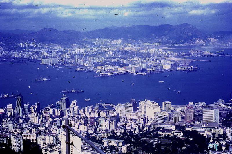 An Innocent Abroad (HongKong)