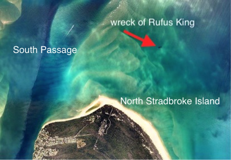 Moreton Bay Mysteries – 4 – The Wreck of the RufusKing