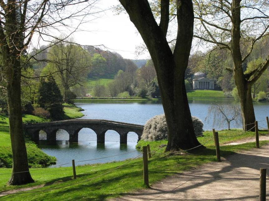 Beyond the Bay – 1 – StourheadRevisited