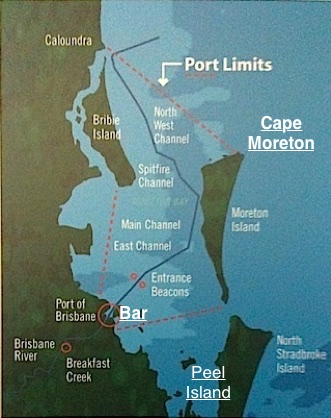 Stories From Peel Island – 8 – Quarantine – Throwing Down the Gauntlet(1)