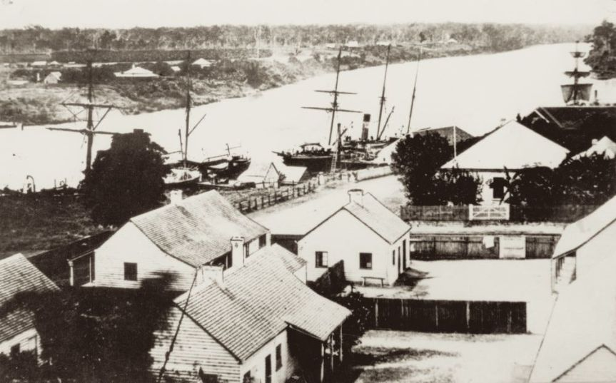 Early German Immigrants to the Moreton Bay Settlement – 8 – At Maryborough(27)