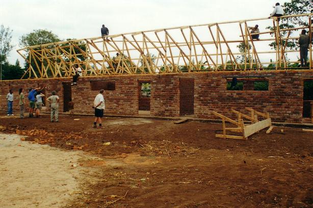 Building the School of StJudes