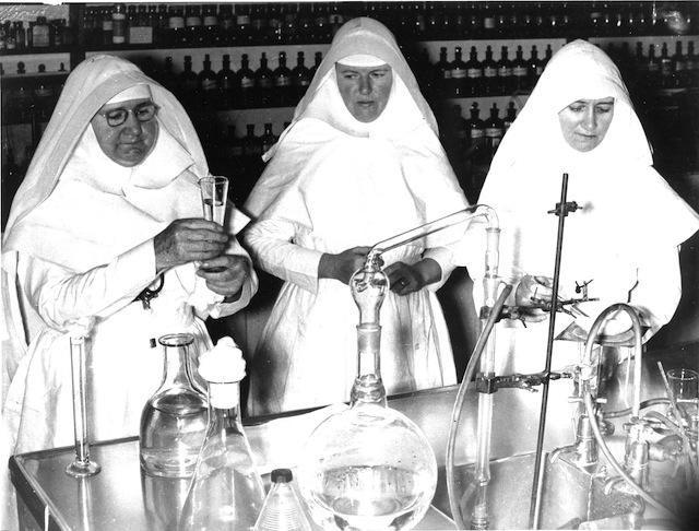 People of Peel Island – 5 – The Sisters ofMercy