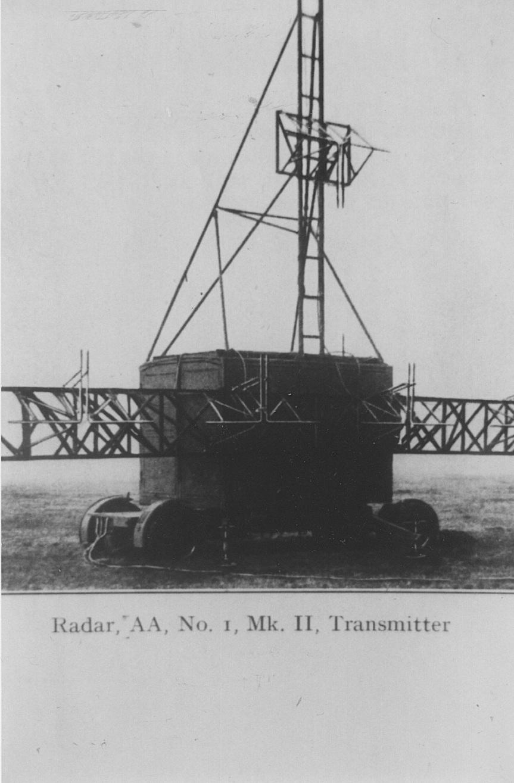 Radar at PointLookout